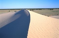 Where the desert meets the bush Australia