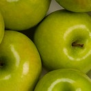 Close_up of green apples