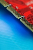 Close-up of a circuit board (thumbnail)