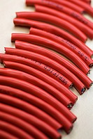 Close_up of cable