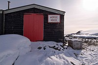 Wordie House Museum, Antarctica