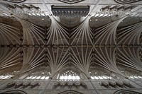 Exeter Cathedral, Devon, 1112 _ 1520.