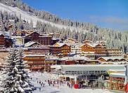 Courchevel, Savoie, Rhone_Alpes, France