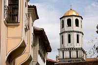 Church of St. Constantine and Elena, Old Town, Plovdiv, Bulgaria, Europe