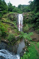 Concord waterfall, Grenada, Windward Islands, West Indies, Caribbean, Central America