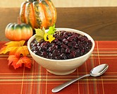 Chunky Cranberry Sauce for Thanksgiving