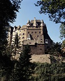 Eltz castle, Rhineland_Palatinate, Germany, Europe