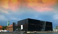 The Black Diamond, library and archive, Copenhagen, Denmark