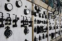 Mine Zollern II/IV, Dortmund, Boevinghausen, Ruhr Area, NRW, North Rhine-Westphalia, Germany