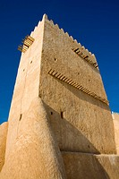 Umm Salal Mohammed fort, Qatar, Middle East