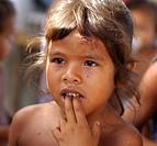 Street child Brazil