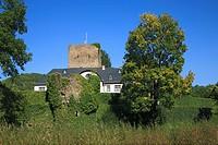 D-Obernhof, Lahn, Lahntal, Doersbach, Gelbach, Gelbachtal, Verbandsgemeinde Nassau, Naturpark Nassau, Westerwald, Rheinland-Pfalz, Schloss Langenau, B...