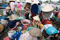 Market, Cai Rang, Vietnam