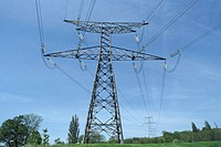 Hight tension wire line (thumbnail)