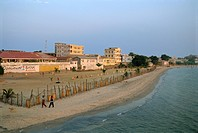 Banjul, Gambia, West Africa, Africa