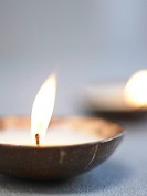 Close-up of a candle (thumbnail)