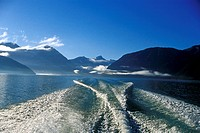Fjord Knight Inlet, BC (thumbnail)