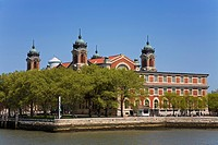 Ellis Island Immigration Museum, Lower Manhattan, New York City, New York, United States of America, North America