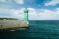 Lighthouse, Camaret-sur-Mer, Brittany, France