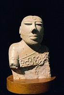 King Priest figure from Mohenjodaro Indus Civilization, Karachi Museum, Pakistan