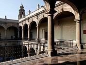 palacio de la inquisición. ciudad de méxico