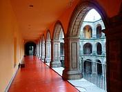 colegio de san ildefonso. ciudad de méxico