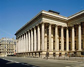 The Bourse Stock Exchange, Paris, France, Europe