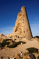 Son Jaumell watchtower, Capdepera. Majorca, Balearic Islands, Spain