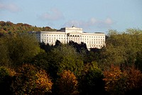 Stormont buildings, Belfast