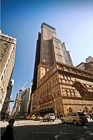 Carnegie Hall, Manhattan, New York City, USA