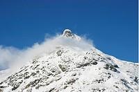 Alptopp Schweiz, Snowcapped Mountain Peak