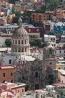 Guanajuato, Guanajuato State, Mexico, North America
