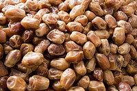 Dubai UAE Dates one of many fresh produce for sale at Shindagha Market in Bur Dubai