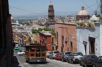 San Miguel de Allende San Miguel, Guanajuato State, Mexico, North America