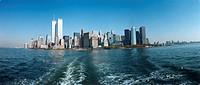 Kopia FOTO: Bengt Af Geijerstam COPYRIGHT BILDHUSET, Manhattan Skyline Seen Across Water