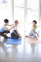 Health And Beauty, Yoga