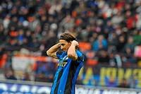 zlatan ibrahimovic,milano 14 12 2008 ,serie a football championship 2008/2009 ,inter_chievo 4_2 ,photo paolo bona/markanews