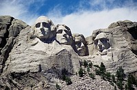 Mount Rushmore National Monument, Black Hills, South Dakota, United States of America, North America