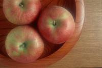 Bowl Of Apples (thumbnail)