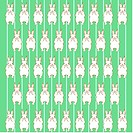 design arts, wallpaper, indoors, background, rabbit, decorative art, pattern