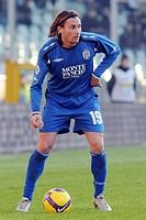 lorenzo del prete,torino 11_01_2009 ,serie a football championshup 2008_2009 ,juventus_siena 1_0,photo giuliano marchisciano/markanews