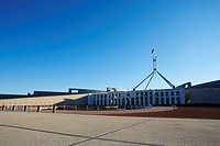 Parliament Building, Canberra, Australia (thumbnail)