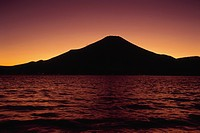 Mt. Fuji And Lake Motosu (thumbnail)
