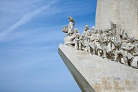 Monument to the Discoveries in Lisbon, Portugal (thumbnail)