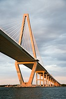 Cooper River Bridge in Charleston, South Carolina