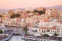 Agios Nikolaos Agios Nikolaus, Crete, Greece, Europe