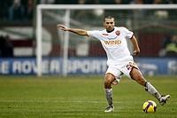 max tonetto,reggio calabria 01_02_2009 ,serie a football championship 2008/2009 ,reggina_roma