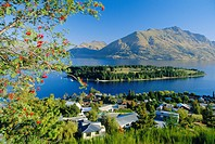 Queenstown, Lake Wakatipu, Otago, South Island, New Zealand, Australasia