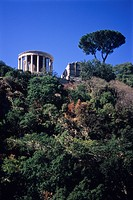 10852520, Italy, Temple of Vesta and Tiburnus, Vil