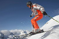 10853607, Ski, Skiing, Winter sports, Sport, Snow,